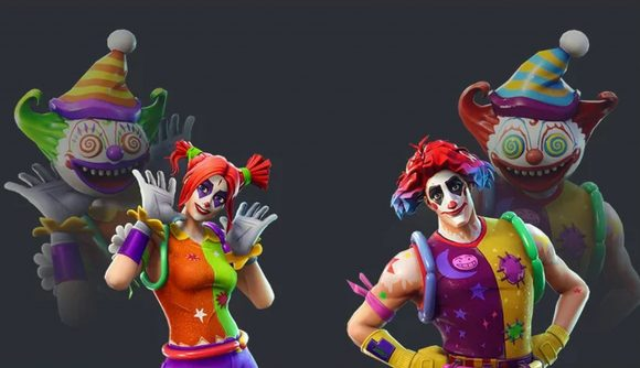 New Fortnite skins leaked – hideous clowns are coming to the Item