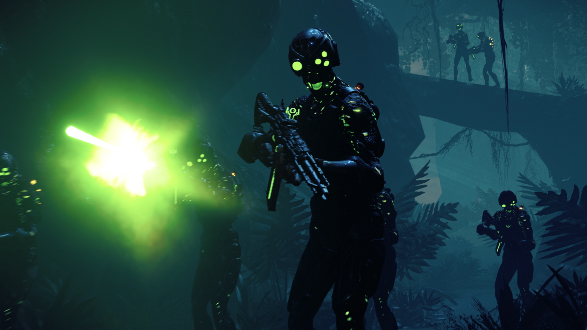 Immortal: Unchained is a dark sci-fi Souls-like where you shoot glowing undead