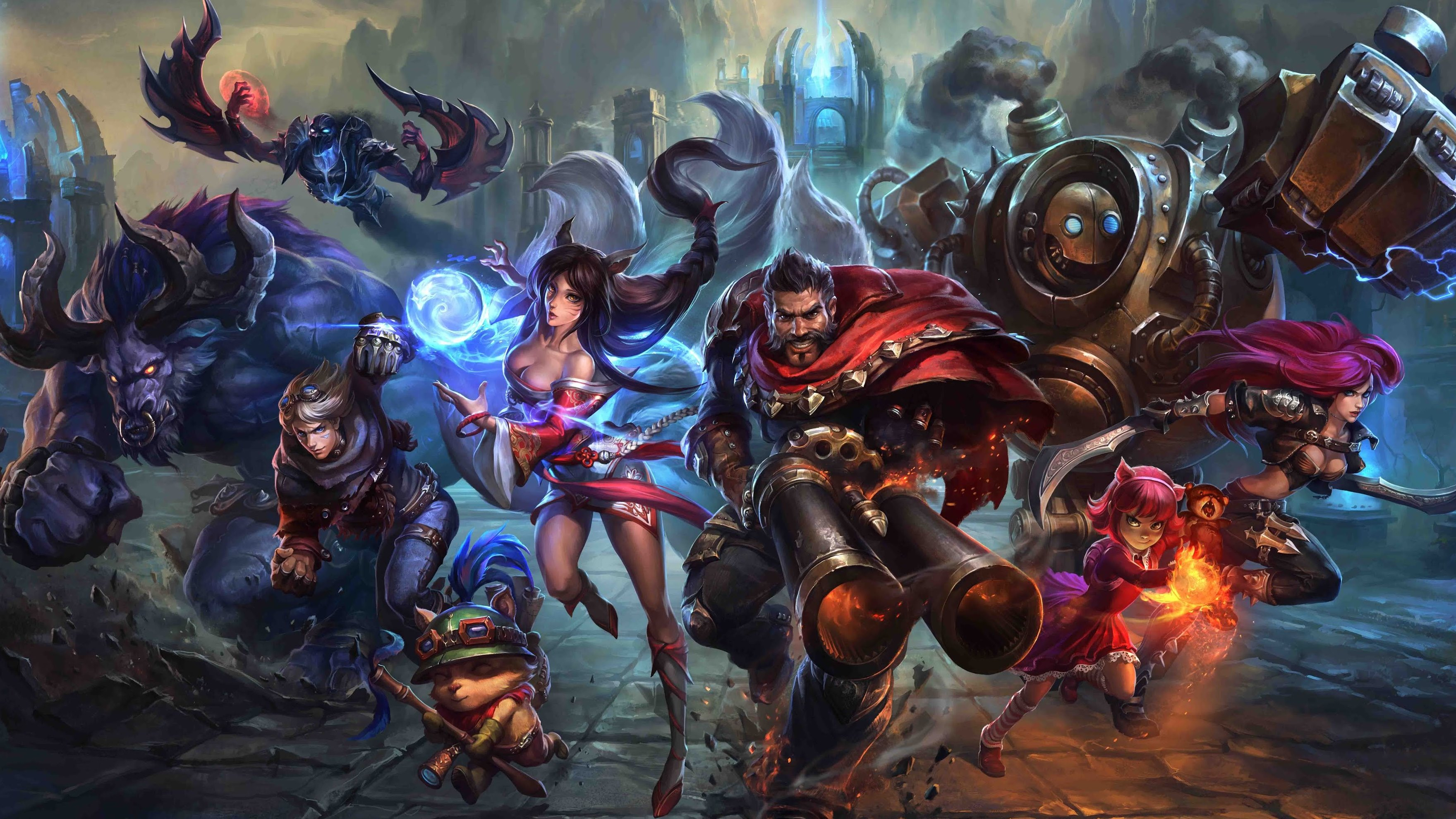 """Riot is """"very happy"""" with the state of the League of Legends meta"""
