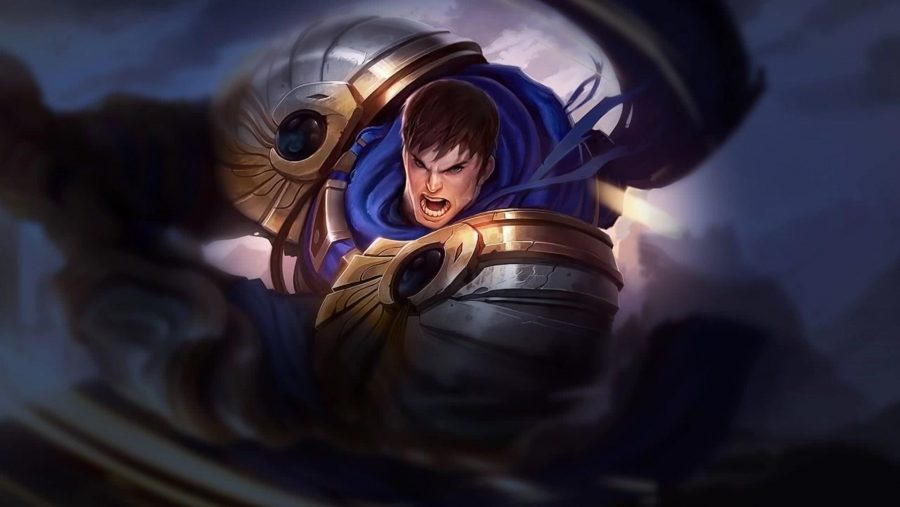 League of Legends Garen