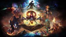 League of Legends Odyssey