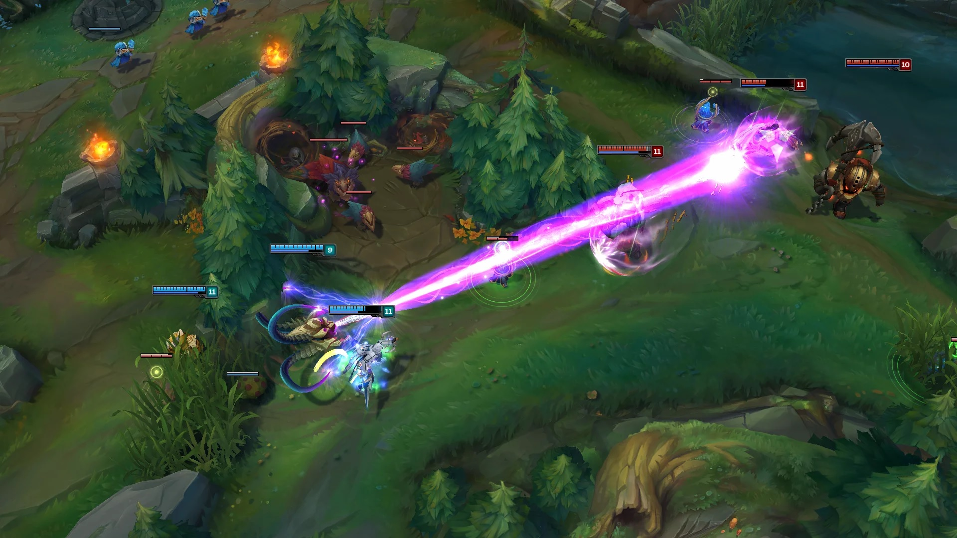 The next League of Legends patch will let you turn off allied chat