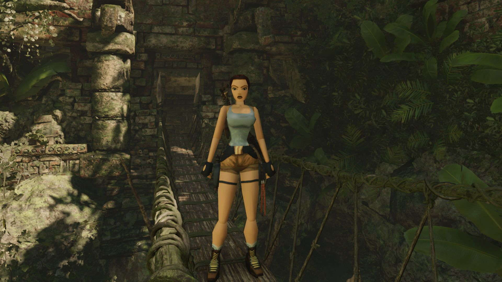 This Shadow Of The Tomb Raider Outfit Takes Lara Back To Her Ps1