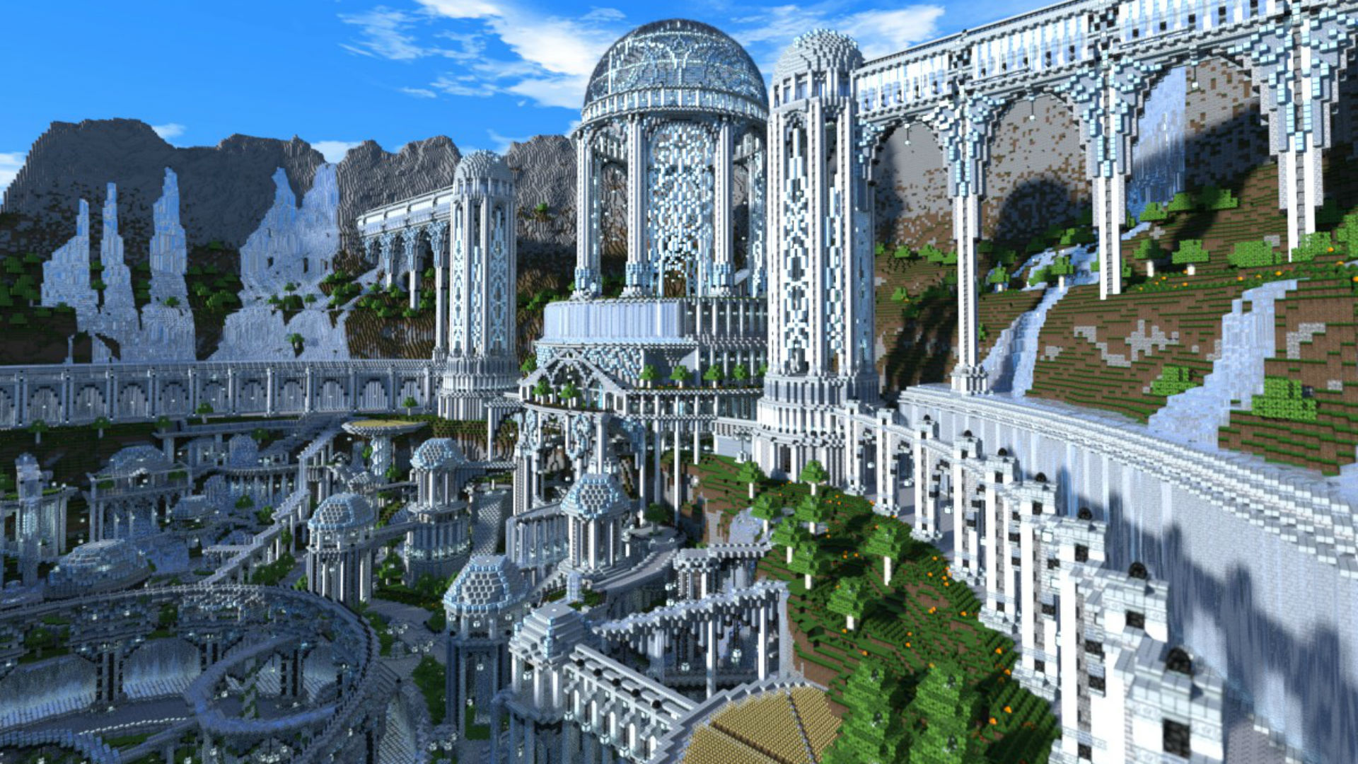 Best Minecraft builds: the cool constructions you need to see | PCGamesN