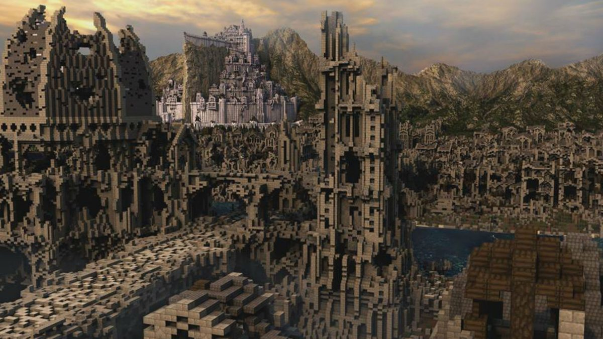 Cool Minecraft Builds The Best Constructions You Need To See Pcgamesn