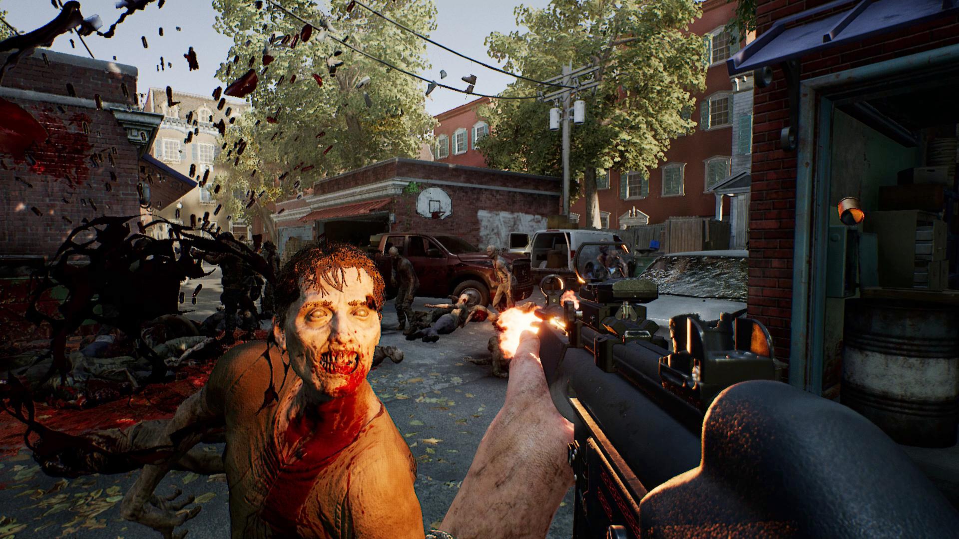 Overkill's The Walking Dead gets a beta next month | PCGamesN