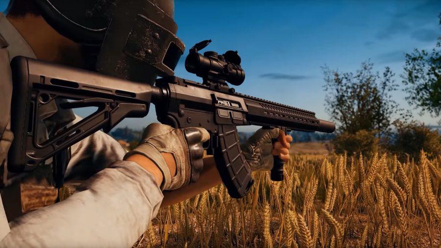 pubg guns mk47 mutant
