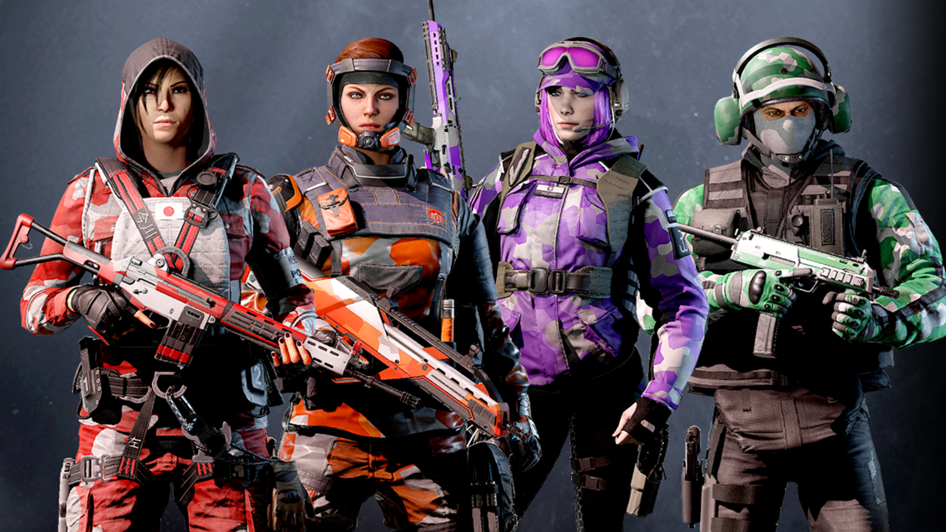 Rainbow Six Siege gets Twitch Prime-exclusive skins | PCGamesN