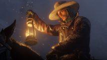 Red Dead Redemption 2 lantern