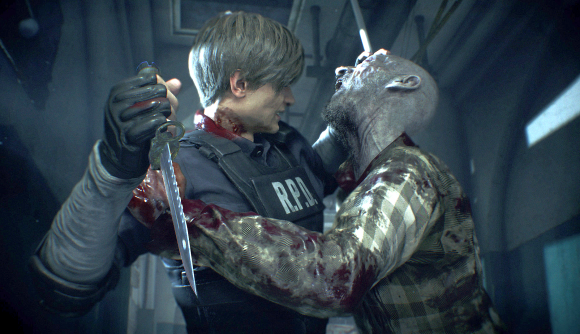 Resident Evil 2 getting classic costumes, new mode called Ghost Survivors