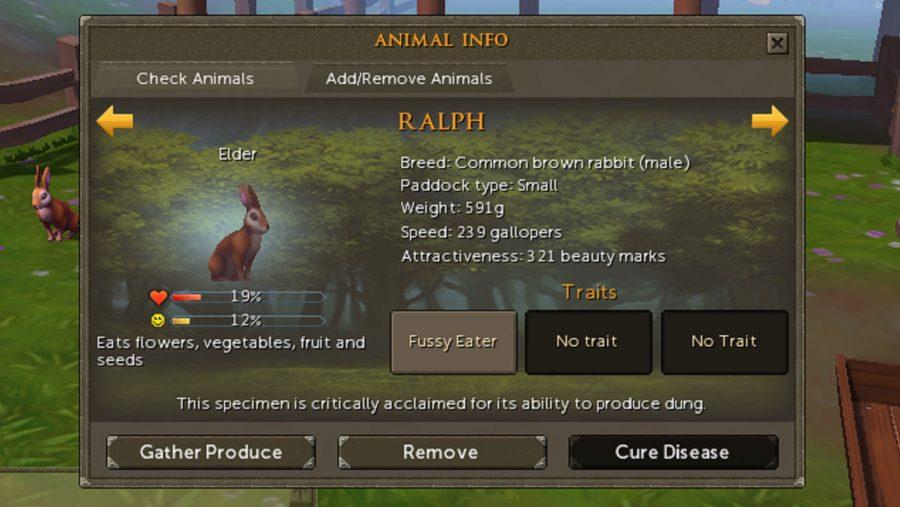 RuneScape rabbits