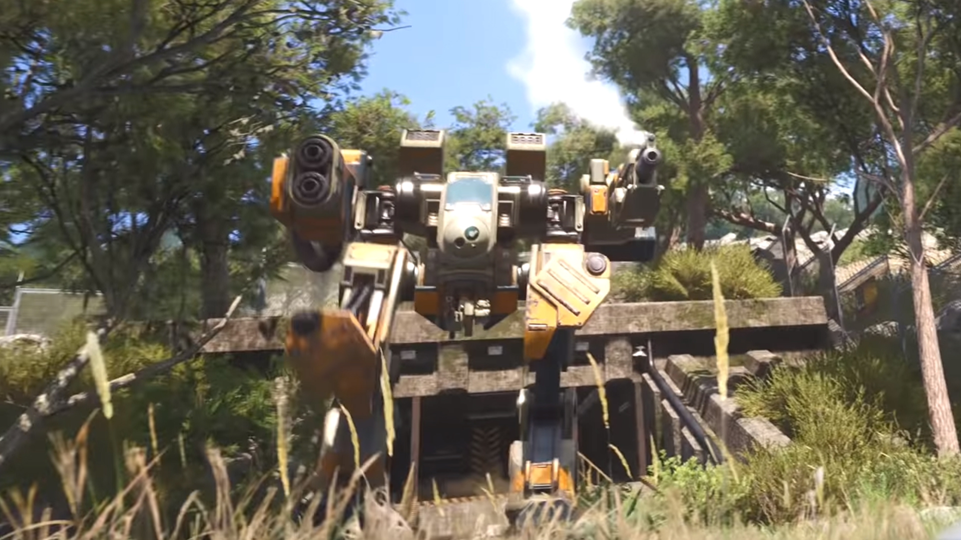 You can kill the sentry robots in Scum, here's how | PCGamesN