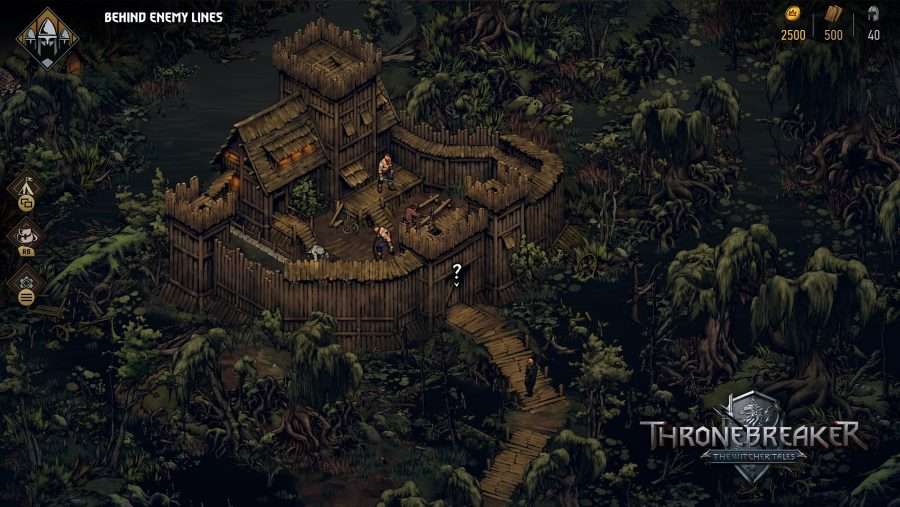 Thronebreaker: The Witcher Tales