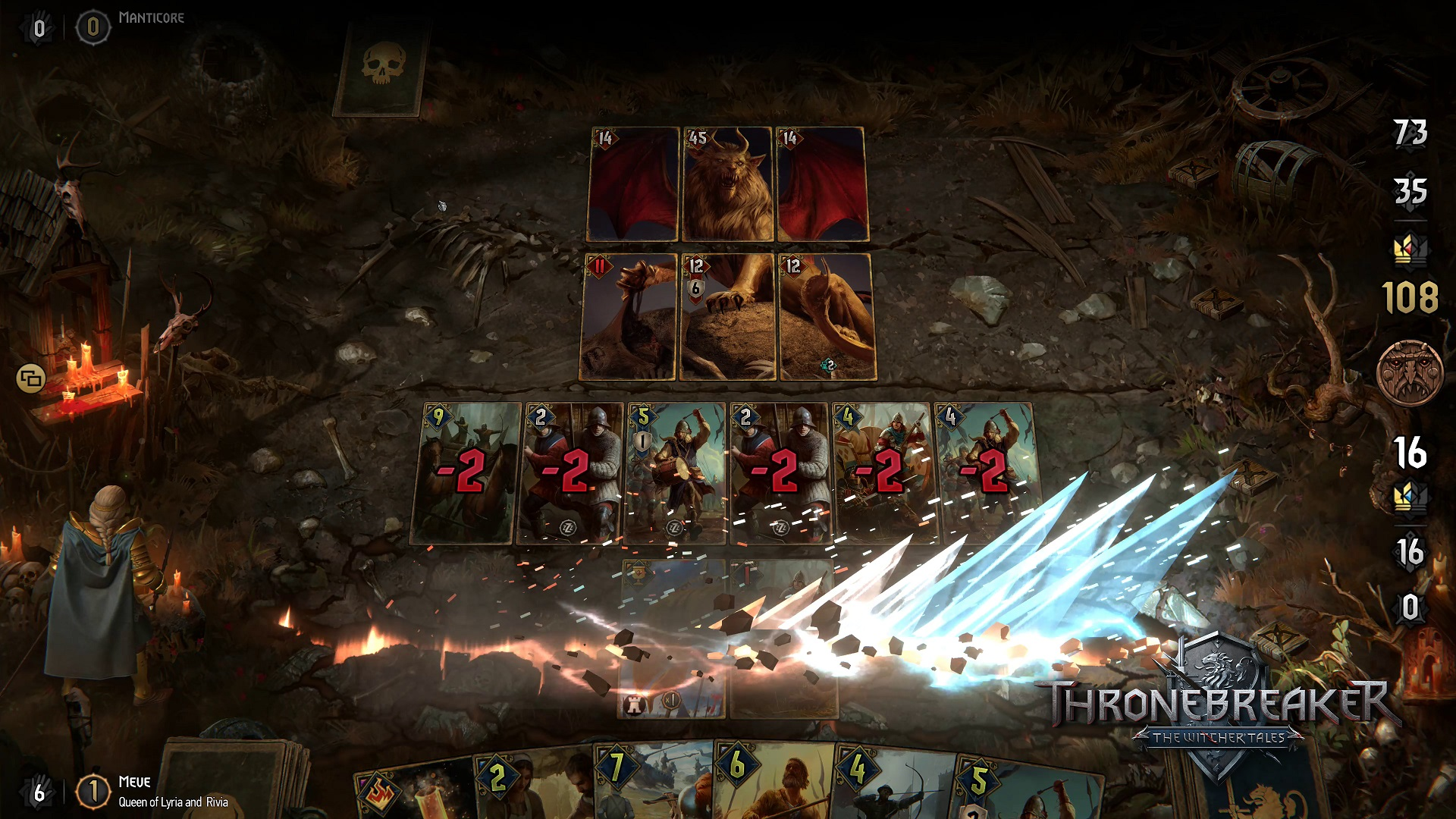 Thronebreaker  The Witcher Tales Is More Than A Card Game