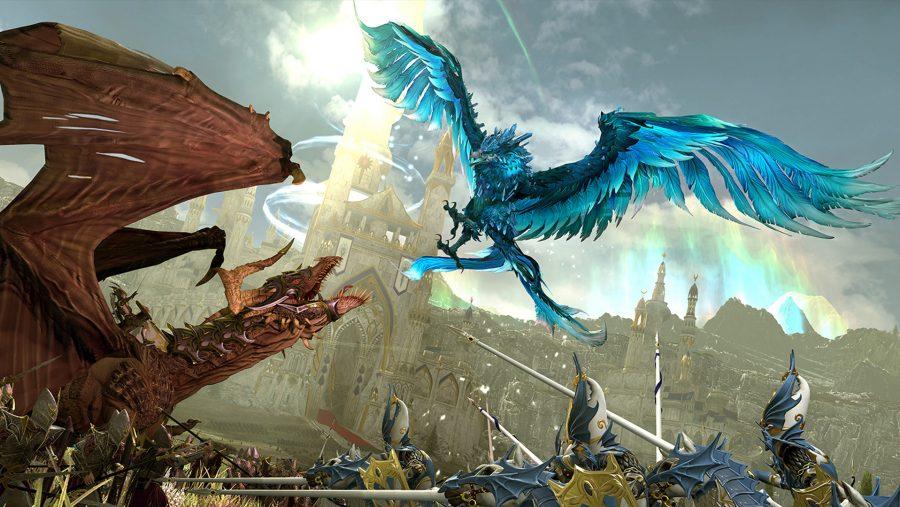 Steam charts: most popular games total war warhammer 2