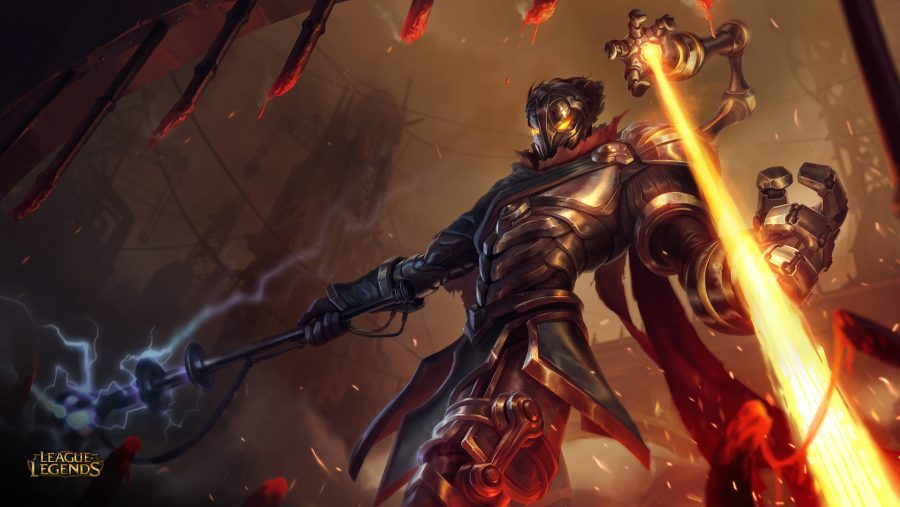 League Of Legends Patch 9 21 Tales From The Rift 2019
