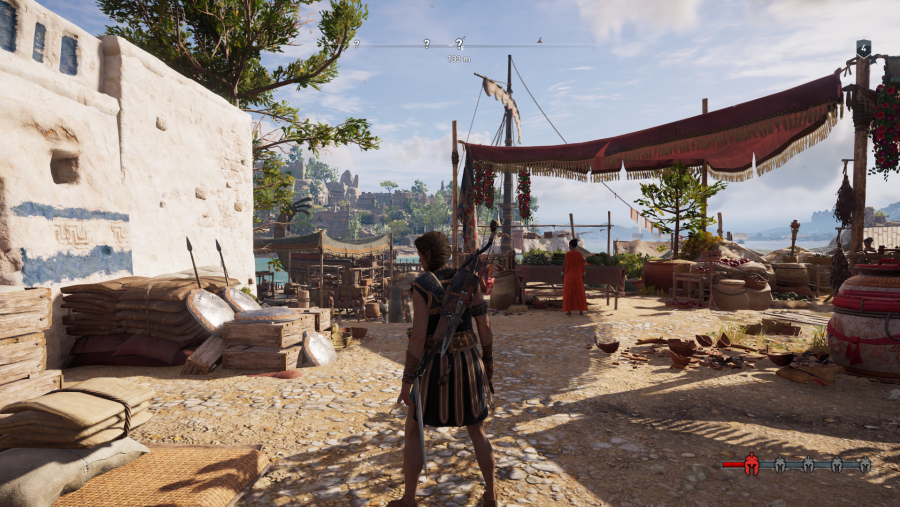 Assassin's Creed PC graphics ultra high