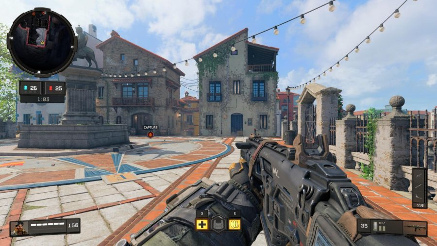 COD Black Ops 4 PC graphics very high