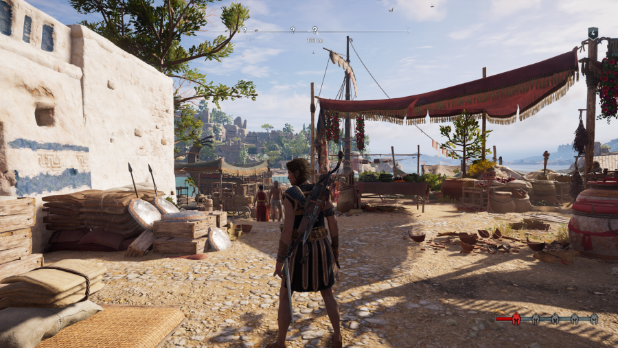 Assassin's Creed PC graphics high