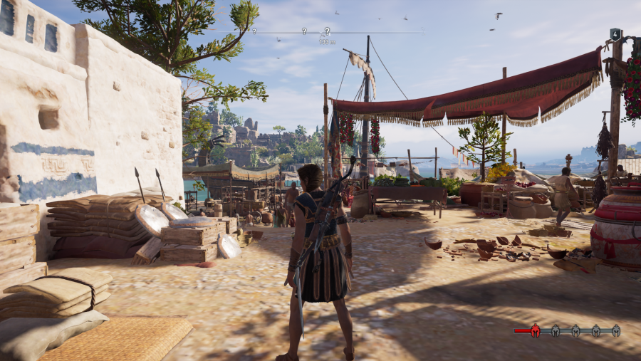 Assassin's Creed PC graphics low