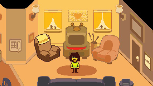 There S A New Free Undertale Game That S Teasing A Sequel Pcgamesn