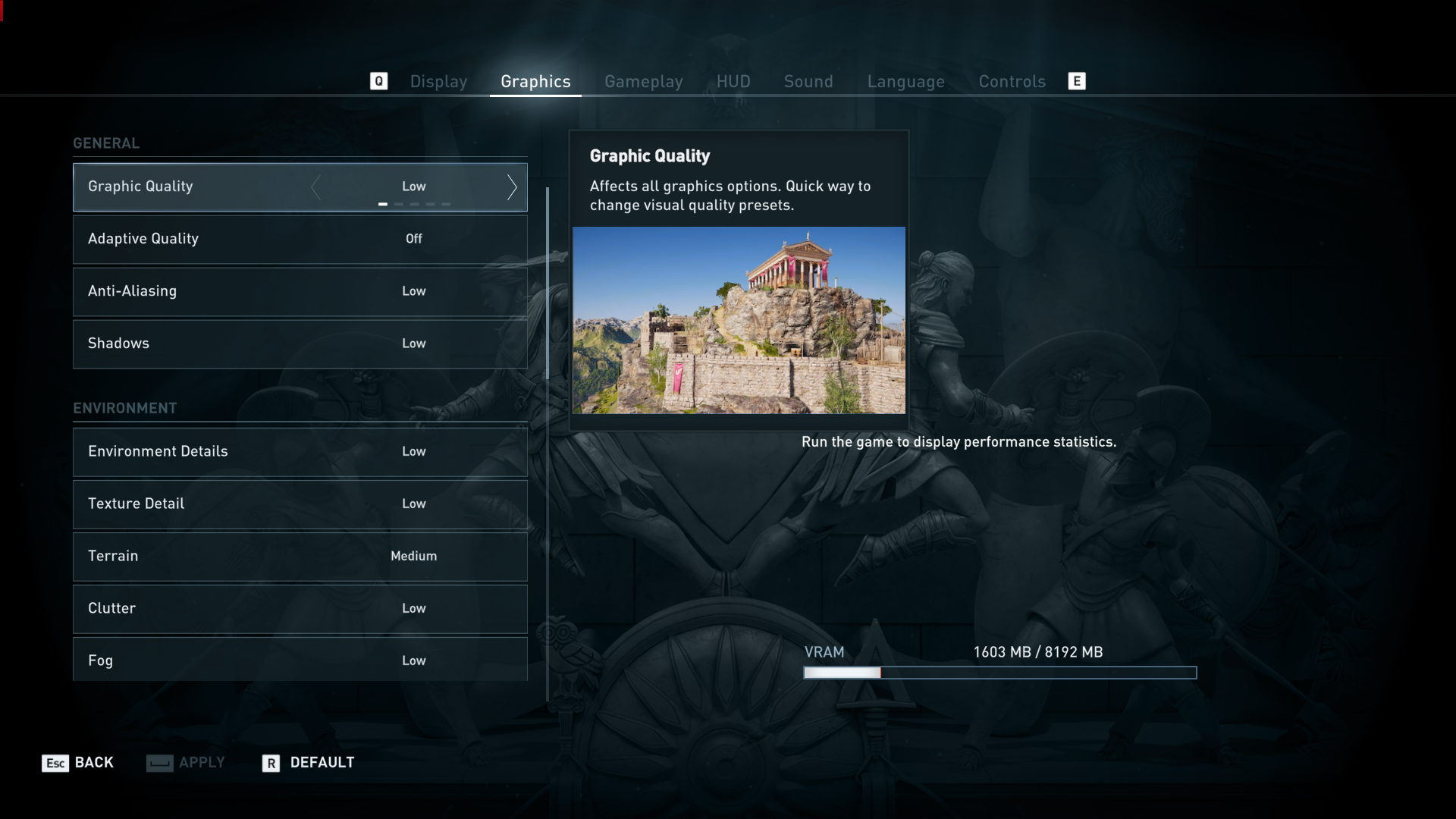 Assassin's Creed Odyssey PC performance review   PCGamesN