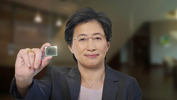 AMD CEO Dr Lisa Su