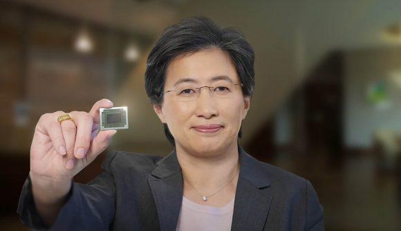 AMD CEO Dr Lisa Su