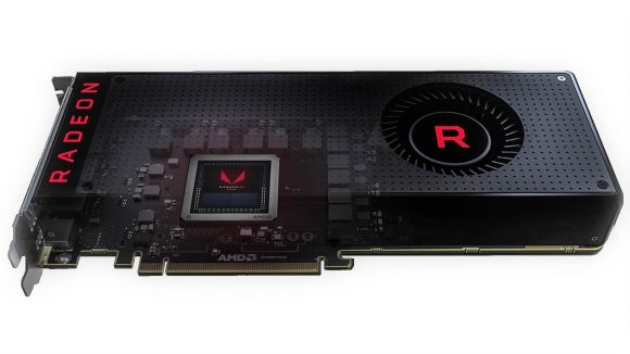 AMD RX Vega graphics card