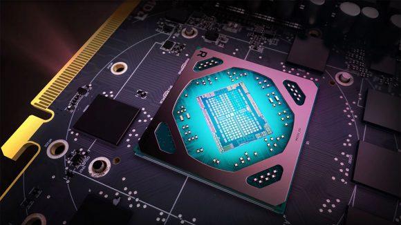 AMD Radeon Polaris GPU