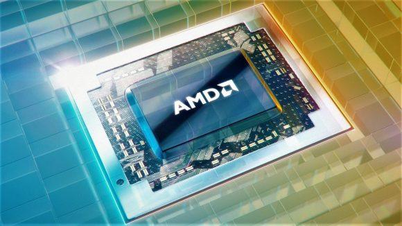 AMD silicon