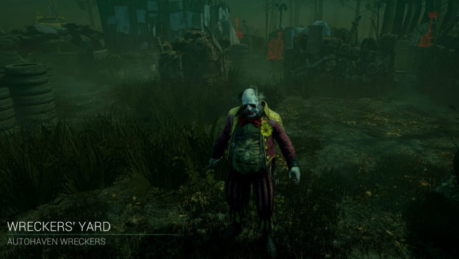 All Dead by Daylight killers - The Clown
