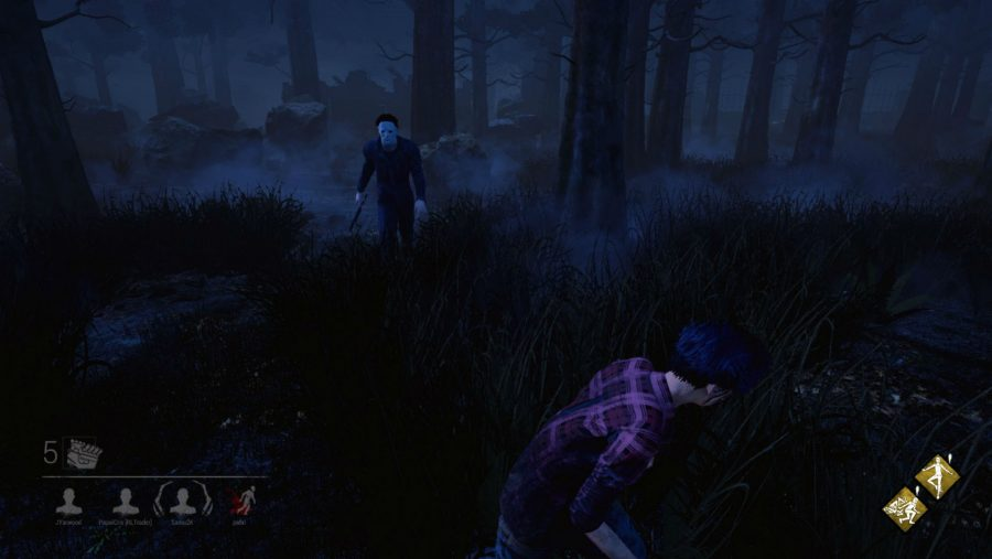 All Dead by Daylight killers - The Shape