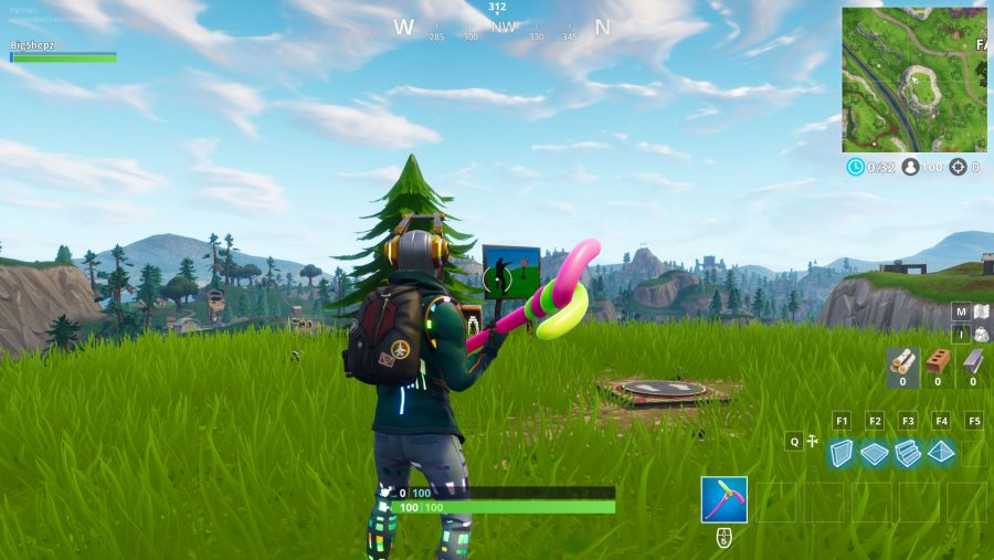 All Fortnite Shooting Galleries locations Fatal Fields