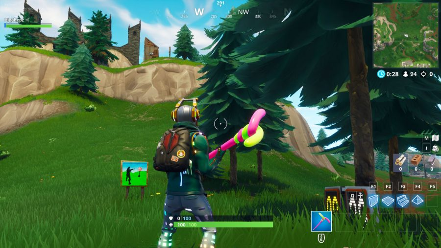 All Fortnite Shooting Galleries locations Pleasant Park