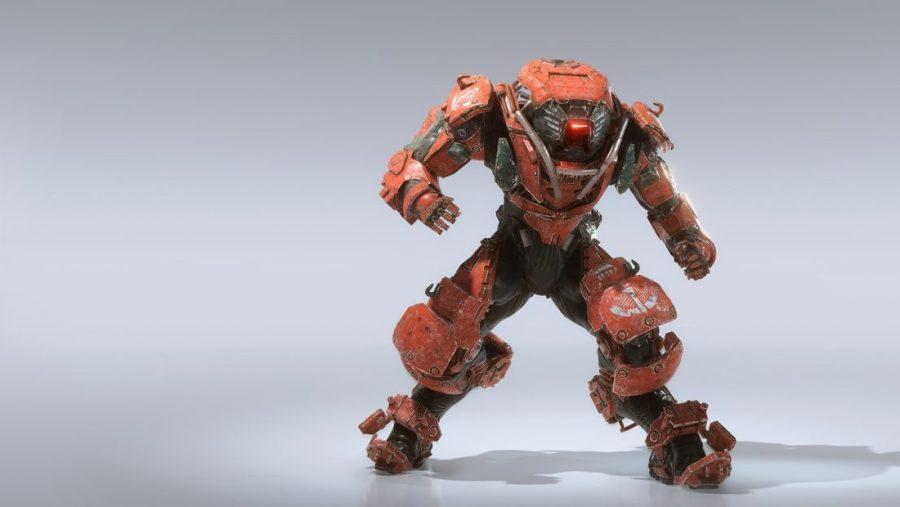 Anthem Javelin - Colossus