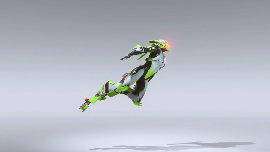 Anthem Javelin - Interceptor
