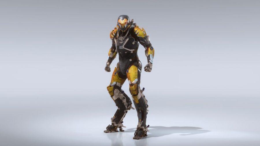 Anthem Javelin - Ranger