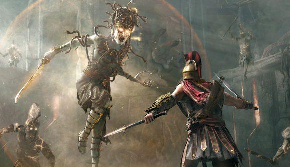 Assassins Creed Odyssey Alexios Medusa