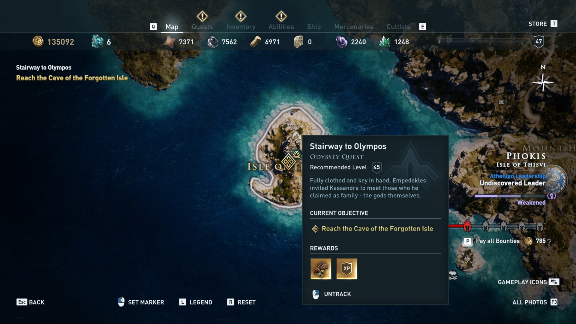 Assassin S Creed Odyssey Cyclops How To Find And Defeat The