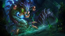 League of Legends Baron Nashor