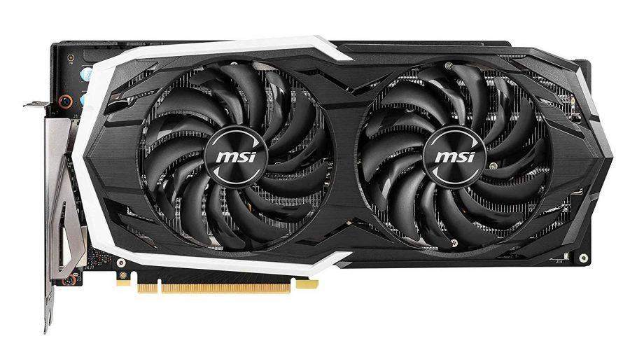 Best 4K graphics card runner up - Nvidia RTX 2070