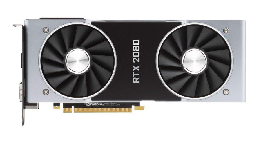 Best 4K graphics card runner up -Nvidia RTX 2080
