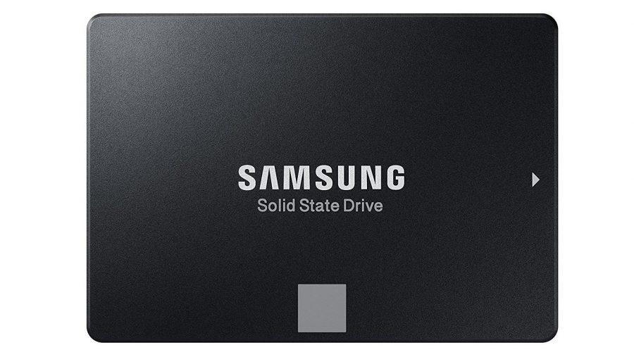 Best SSD for gaming runner-up Samsung 860 EVO