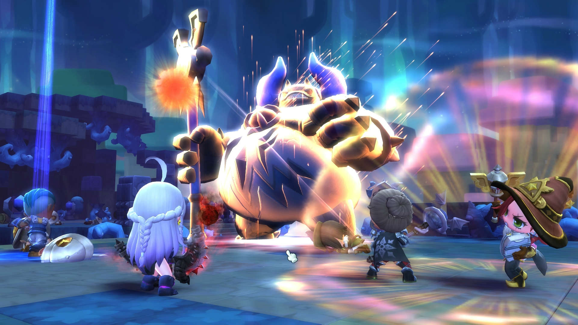 Play TERA For Free MapleStory 2