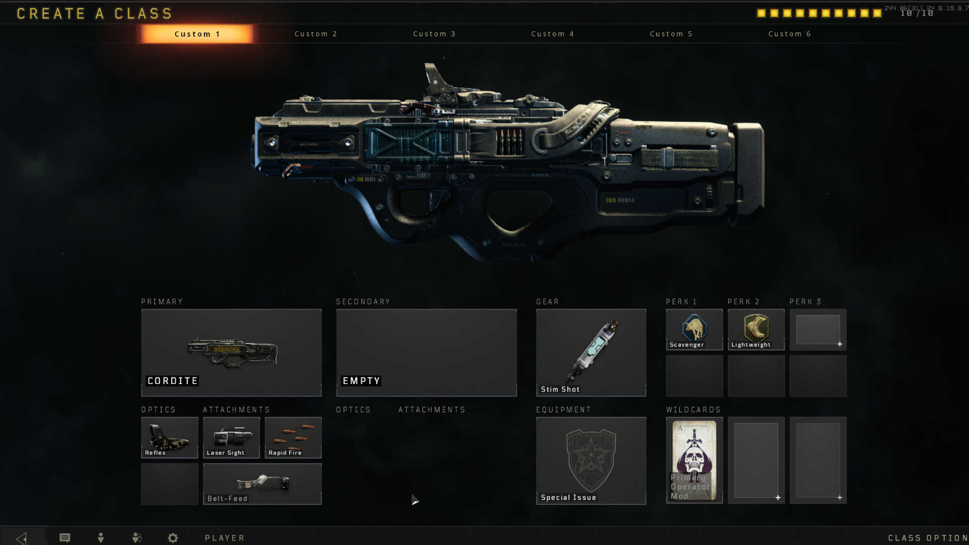 ghost recon best weapon