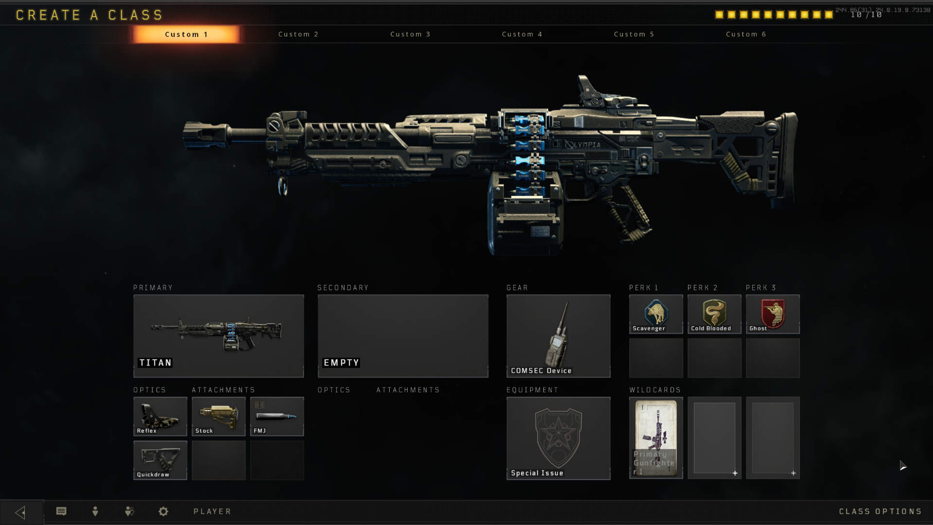 Best Black Ops 4 Classes 7 Builds To Help You Dominate In Multiplayer Pcgamesn