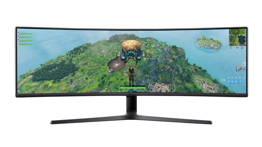 Best ultrawide monitor - Samsung C49J89