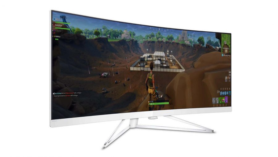 Best ultrawide monitor runner-up - Philips Brilliance 349X7FJEW