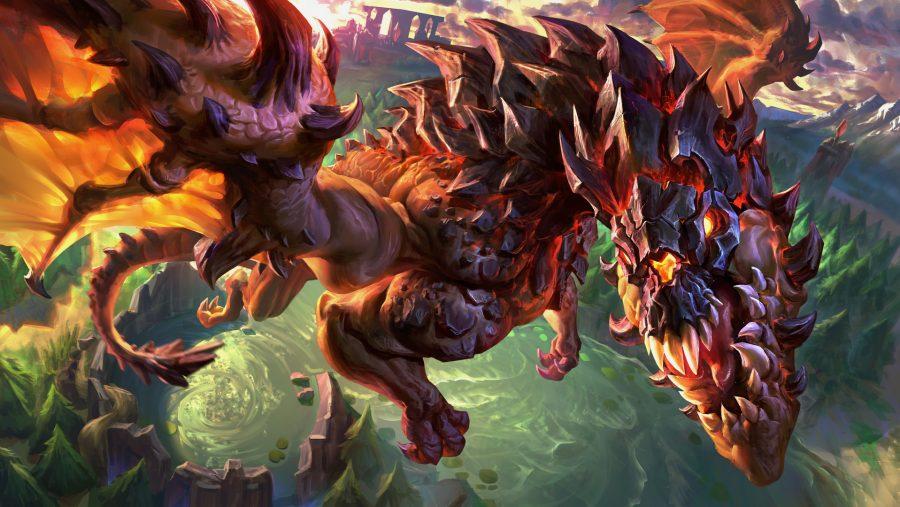 League of Legends Dragon
